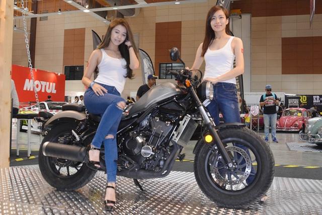 Trước khi về Việt Nam, Honda Rebel có giá 7.400 USD tại Malaysia - 1