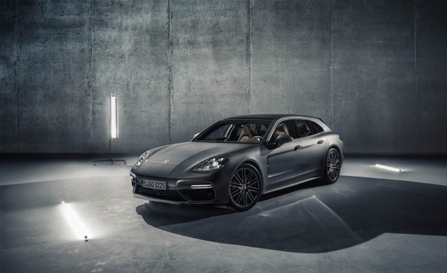 Panamera Sport Turismo 2018 - Xe wagon đầu tiên của Porsche - 28