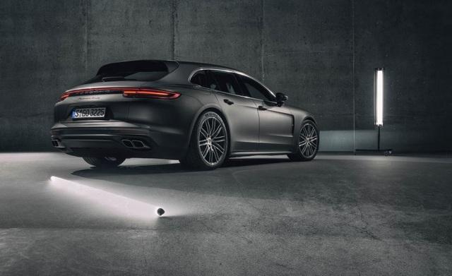 Panamera Sport Turismo 2018 - Xe wagon đầu tiên của Porsche - 26
