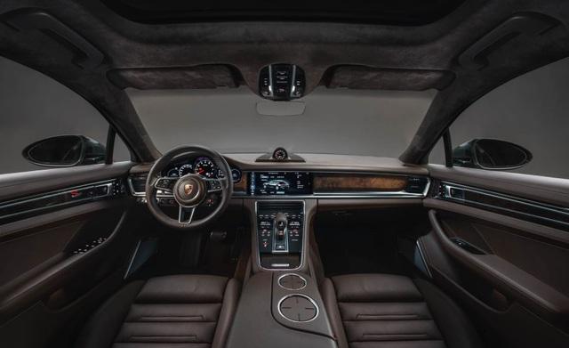 Panamera Sport Turismo 2018 - Xe wagon đầu tiên của Porsche - 13