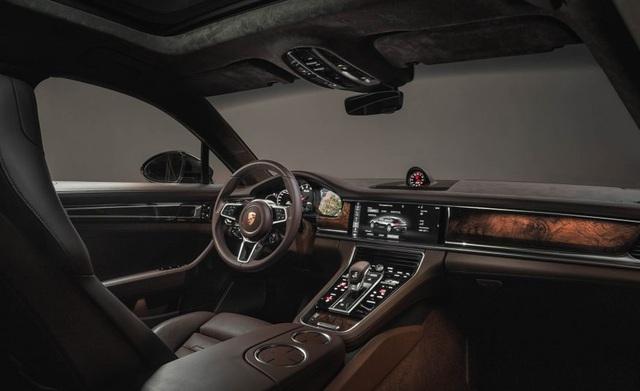 Panamera Sport Turismo 2018 - Xe wagon đầu tiên của Porsche - 14