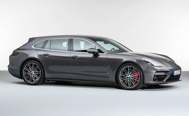 Panamera Sport Turismo 2018 - Xe wagon đầu tiên của Porsche - 8
