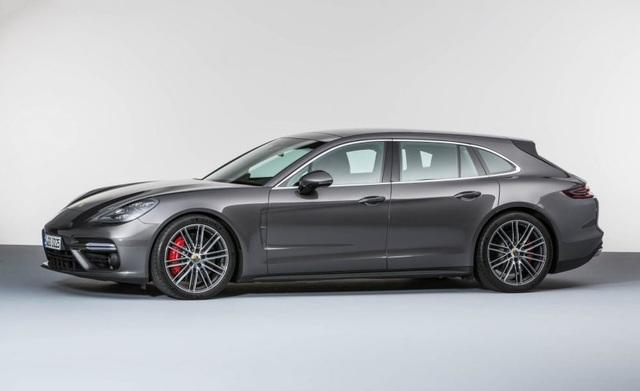 Panamera Sport Turismo 2018 - Xe wagon đầu tiên của Porsche - 7