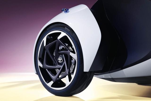 Toyota i-TRIL hướng tới tương lai - 3