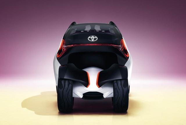 Toyota i-TRIL hướng tới tương lai - 6