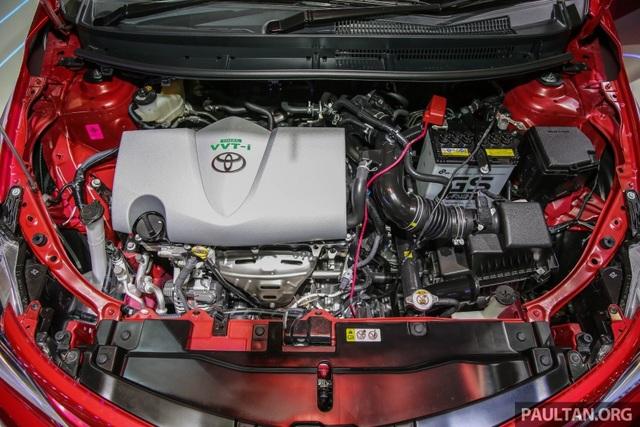 Cận cảnh Toyota Vios phiên bản nâng cấp 2017 - 3