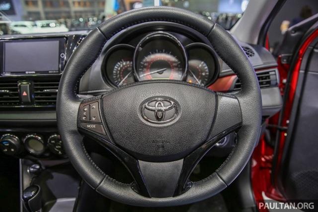 Cận cảnh Toyota Vios phiên bản nâng cấp 2017 - 12