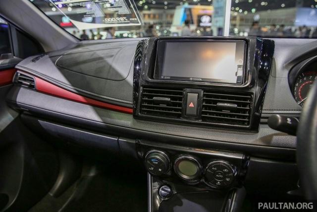Cận cảnh Toyota Vios phiên bản nâng cấp 2017 - 14