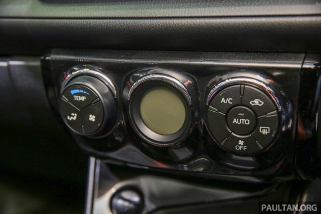 Cận cảnh Toyota Vios phiên bản nâng cấp 2017 - 16