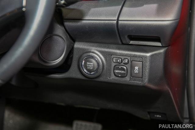 Cận cảnh Toyota Vios phiên bản nâng cấp 2017 - 15