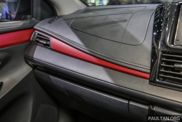 Cận cảnh Toyota Vios phiên bản nâng cấp 2017 - 18