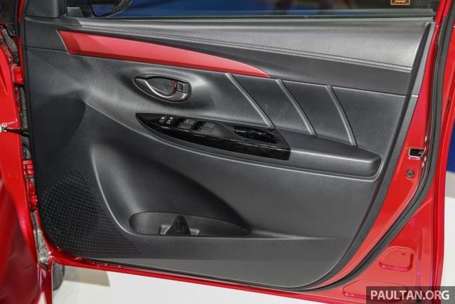 Cận cảnh Toyota Vios phiên bản nâng cấp 2017 - 20