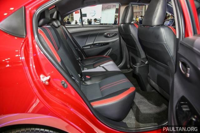 Cận cảnh Toyota Vios phiên bản nâng cấp 2017 - 23