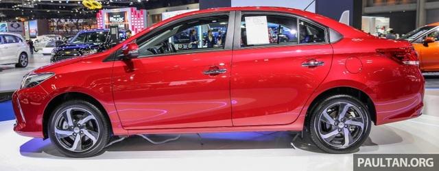 Cận cảnh Toyota Vios phiên bản nâng cấp 2017 - 7