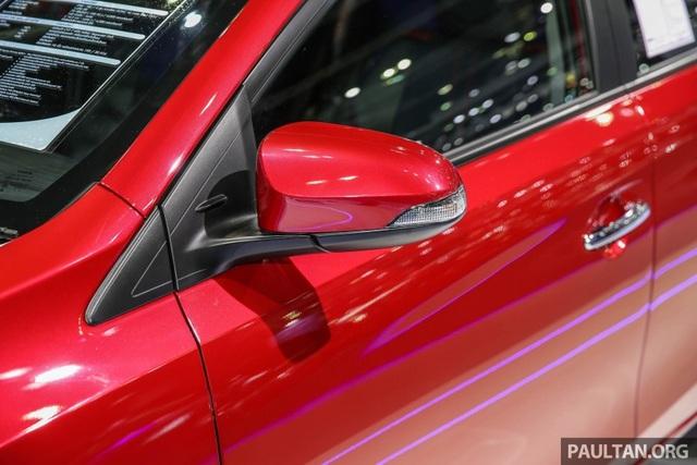 Cận cảnh Toyota Vios phiên bản nâng cấp 2017 - 6