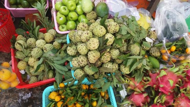 Các loại trái cây tăng mạnh
