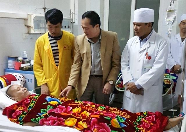 Có gần 300 bệnh nhân phải ở lại bệnh viện điều trị trong những ngày Tết