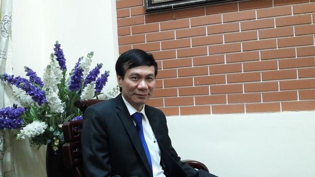 GS Nguyễn Quý Thanh
