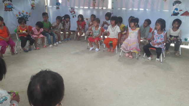 Lớp học đơn sơ, thương đến nao lòng ở xã vùng cao Mùn Chung, huyện Tuần Giáo