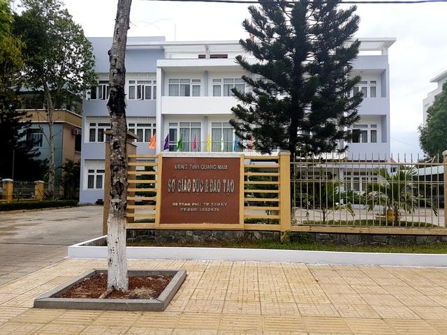 Việc hoãn giải thi đấu thể thao do Bộ GD-ĐT tổ chức tại Quảng Trị của Sở GD-ĐT Quảng Nam khiến một số giáo viên không hài lòng