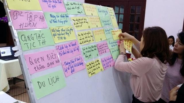 Hội Khuyến học tổ chức tập huấn về bình đẳng giới - 3