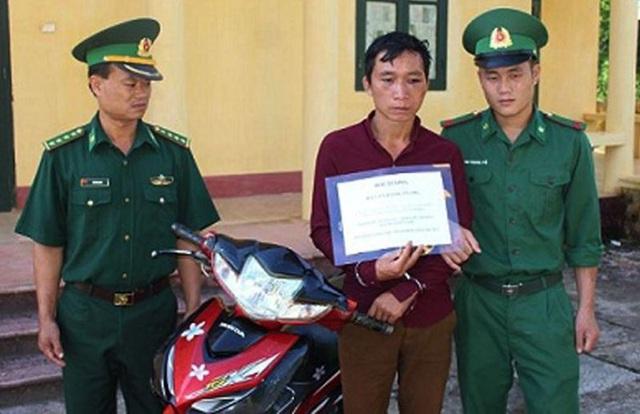 Đối tượng Hà Văn Hạnh vận chuyển gần 2.000 viên ma túy tổng hợp