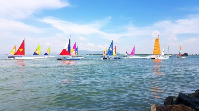 Hấp dẫn giải đua thuyền buồm Vũng Tàu Marina Sailing Cup 2017 - 5