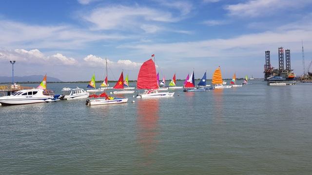 Hấp dẫn giải đua thuyền buồm Vũng Tàu Marina Sailing Cup 2017 - 4
