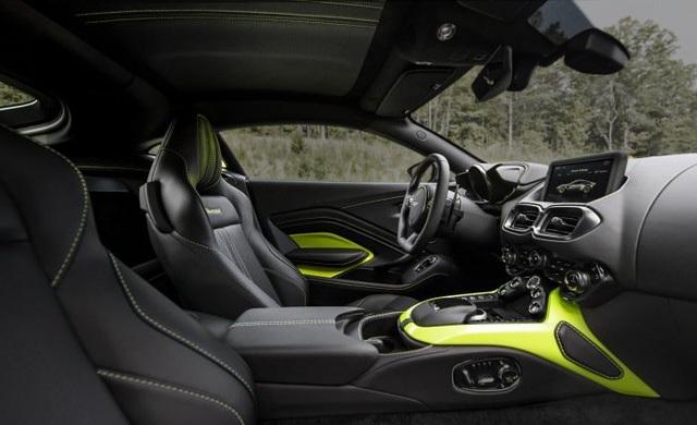 Aston Martin Vantage trở lại với động cơ AMG - 13