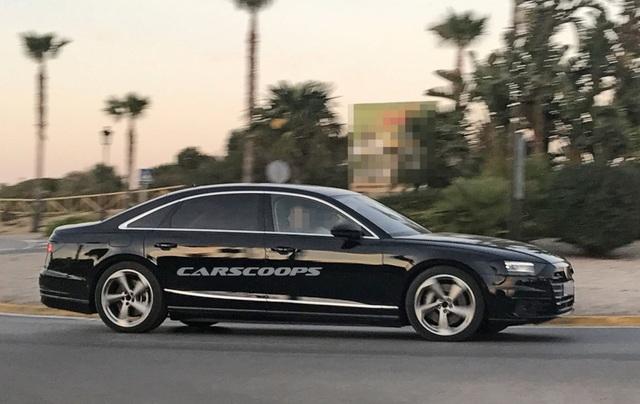 Audi A8 thế hệ mới chuẩn bị trình làng - 3
