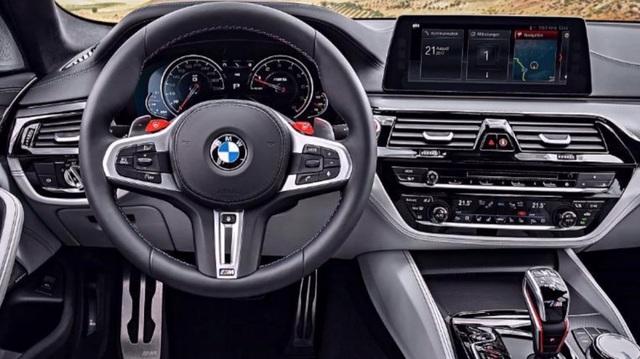Rò rỉ hình ảnh BMW M5 thế hệ mới - 4