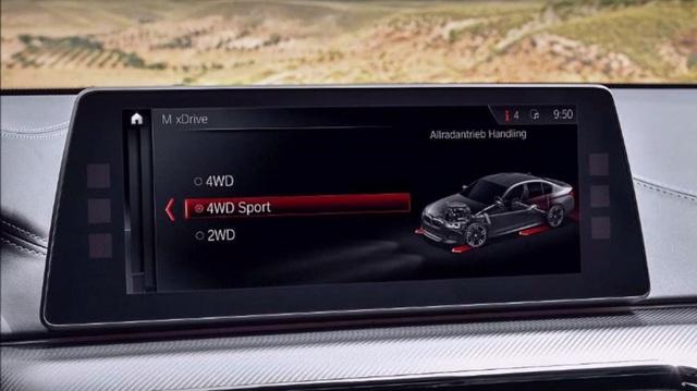 Rò rỉ hình ảnh BMW M5 thế hệ mới - 5