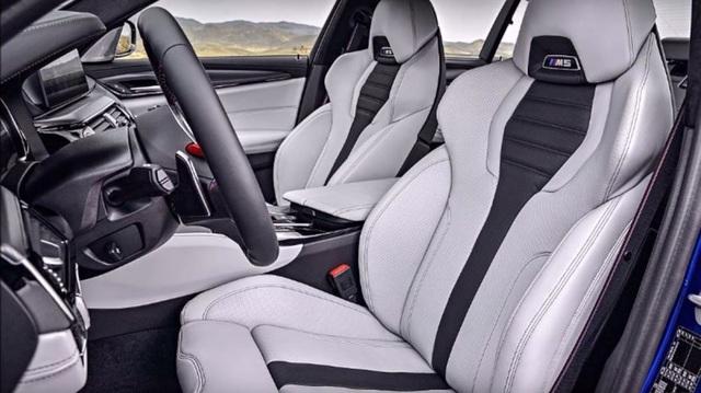 Rò rỉ hình ảnh BMW M5 thế hệ mới - 3