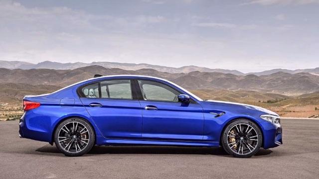 Rò rỉ hình ảnh BMW M5 thế hệ mới - 6