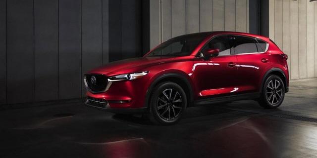 Mazda nâng cấp động cơ cho CX-5 - 1