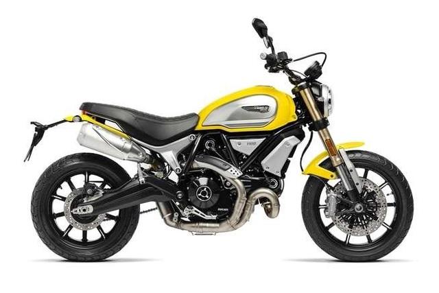 """Ducati tiếp tục """"làm giàu"""" với quân bài Scrambler - 4"""