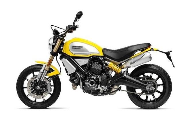 """Ducati tiếp tục """"làm giàu"""" với quân bài Scrambler - 5"""