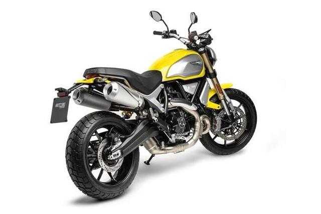 """Ducati tiếp tục """"làm giàu"""" với quân bài Scrambler - 6"""