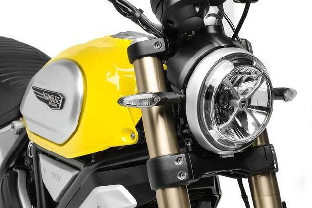 """Ducati tiếp tục """"làm giàu"""" với quân bài Scrambler - 7"""