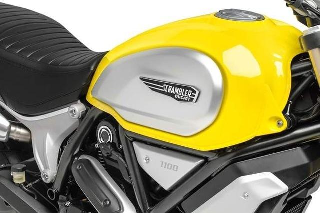 """Ducati tiếp tục """"làm giàu"""" với quân bài Scrambler - 9"""