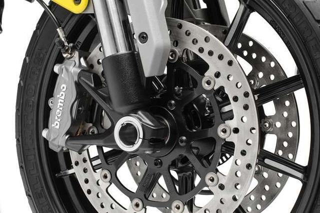"""Ducati tiếp tục """"làm giàu"""" với quân bài Scrambler - 12"""