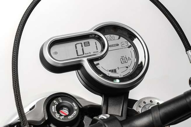 """Ducati tiếp tục """"làm giàu"""" với quân bài Scrambler - 3"""