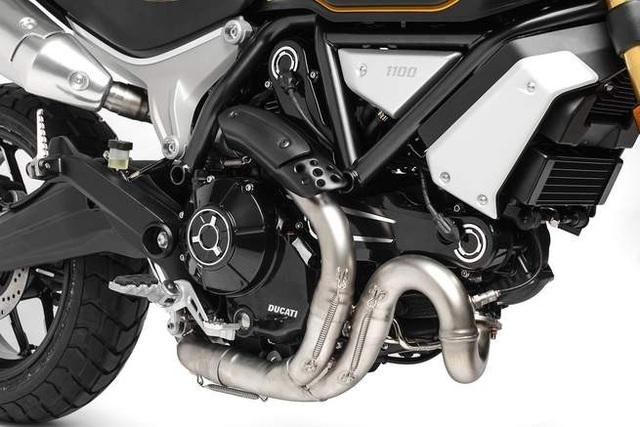 """Ducati tiếp tục """"làm giàu"""" với quân bài Scrambler - 13"""