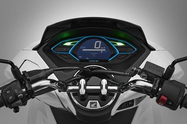 Honda ra mắt PCX dùng động cơ hybrid - 5