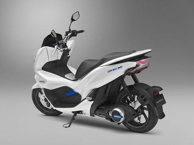 Honda ra mắt PCX dùng động cơ hybrid - 3