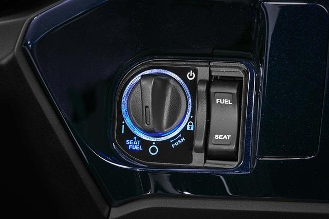 Honda ra mắt PCX dùng động cơ hybrid - 14