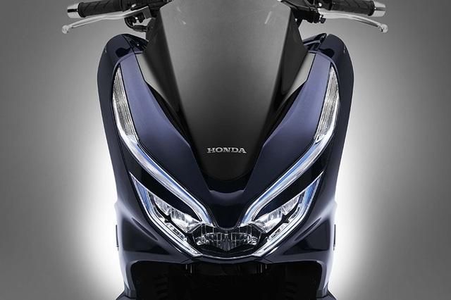 Honda ra mắt PCX dùng động cơ hybrid - 11