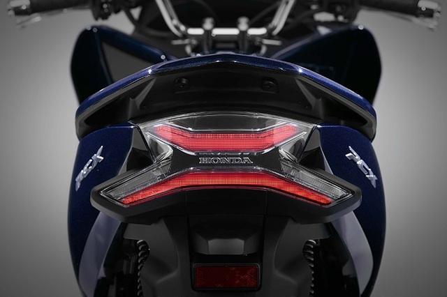 Honda ra mắt PCX dùng động cơ hybrid - 13