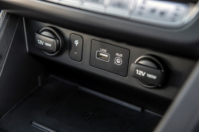 Hyundai Sonata 2018 phiên bản Mỹ ra mắt - 23