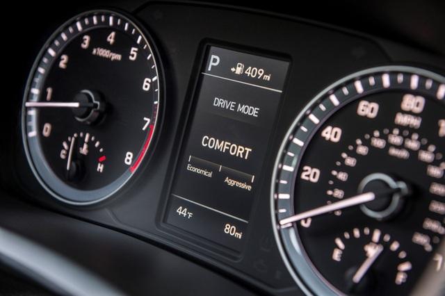 Hyundai Sonata 2018 phiên bản Mỹ ra mắt - 18